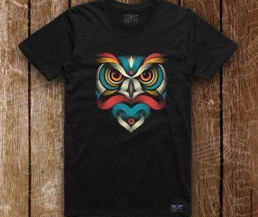 owl negru