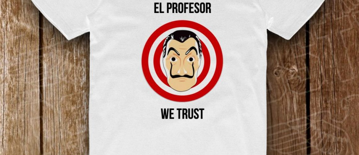 alb el profesor we trust
