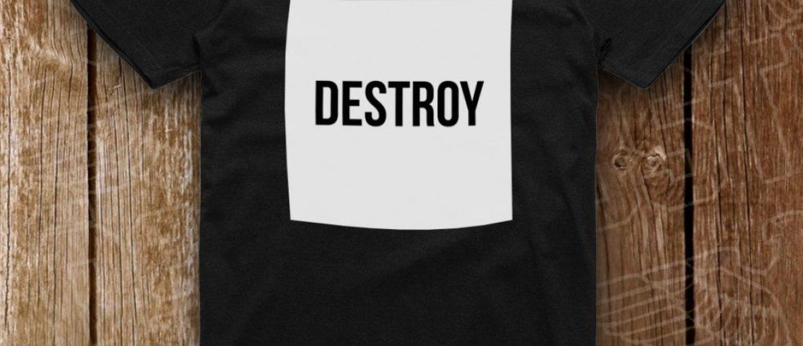 negru destroy