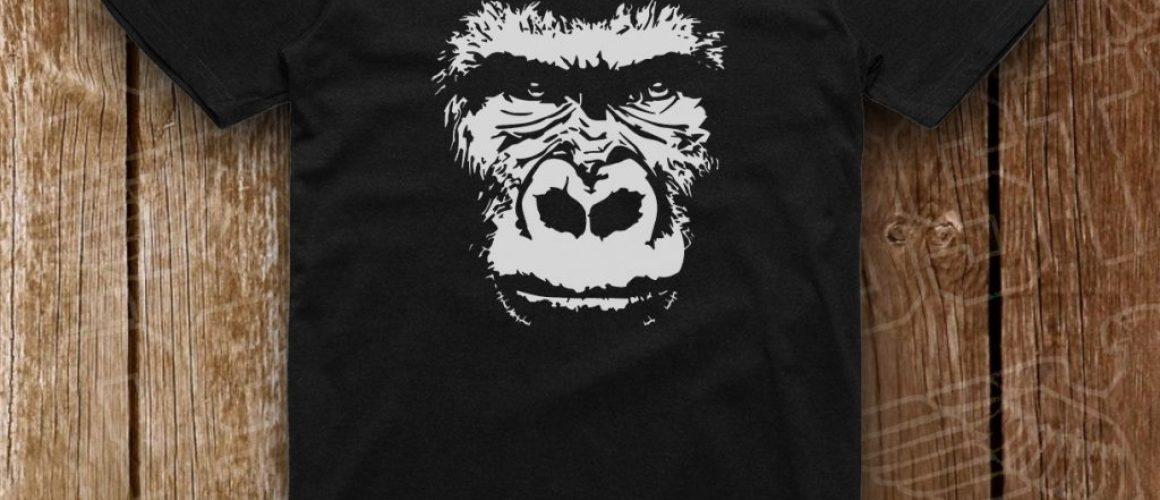 negru gorilla