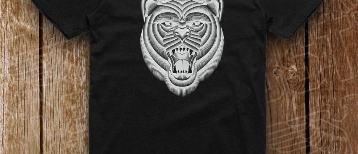 negru urs