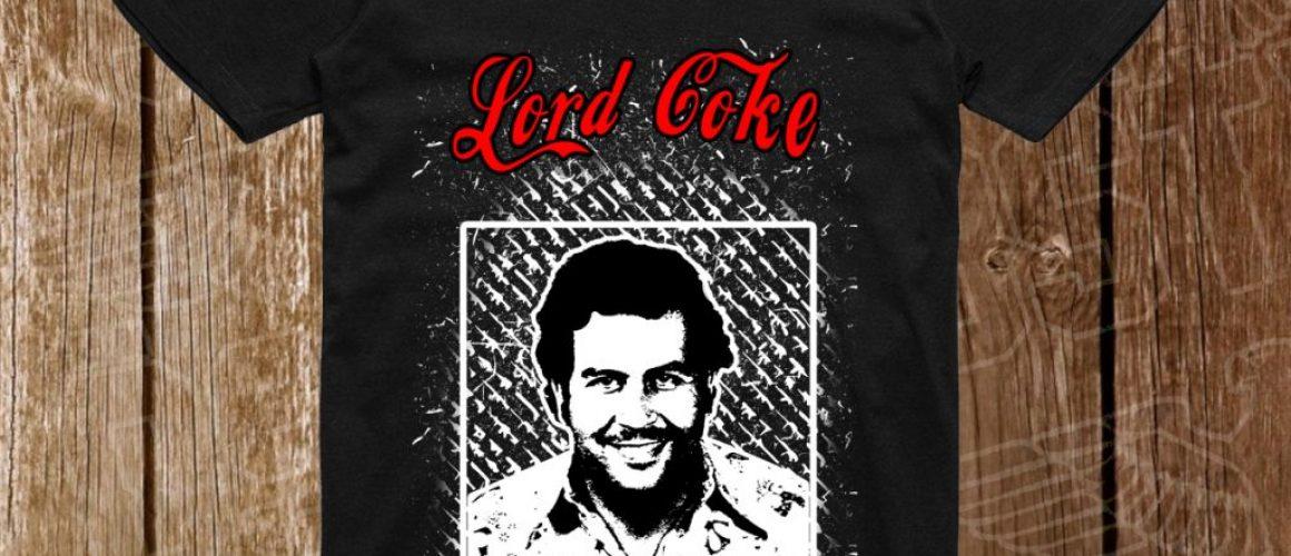 lord coke pablo escobar