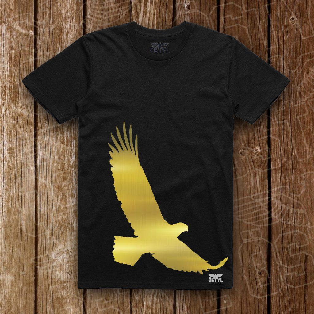 negru vultur auriu