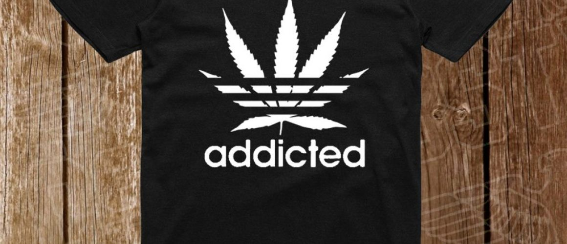 addicted adidas negru