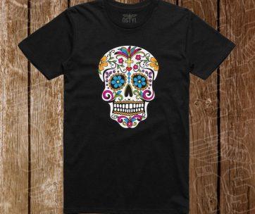 schelet mexican negru