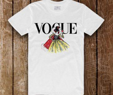 Vogue - Albă-ca-Zăpada