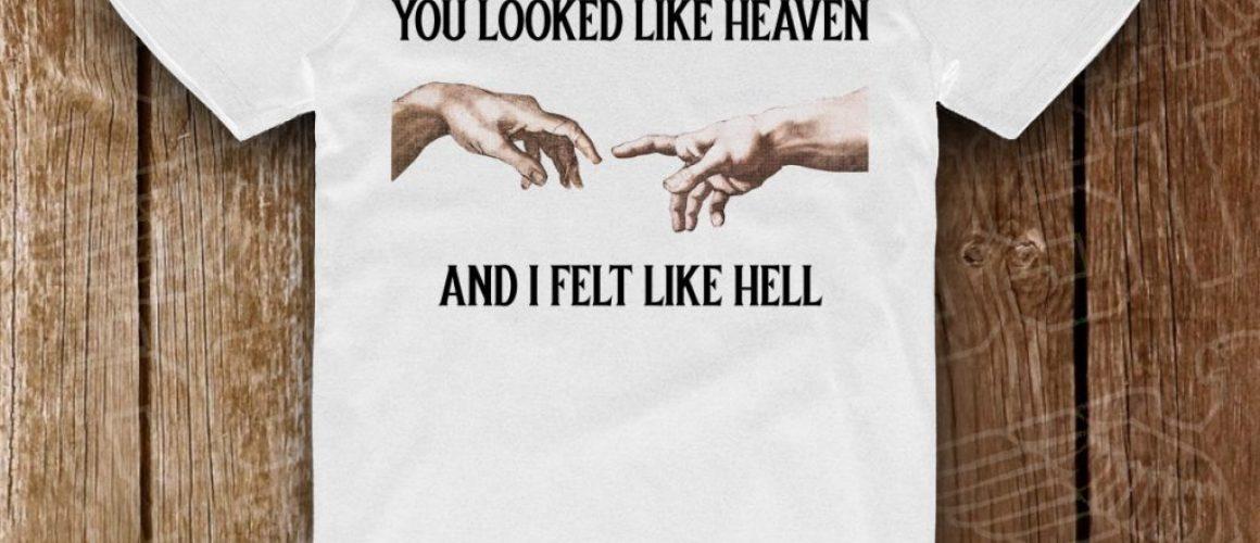 YOU LOOKED LIKE HEAVEN PE ALB