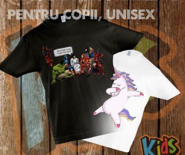 tricou personalizat copii