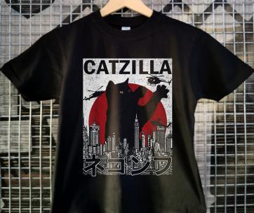 Pisica Catzilla
