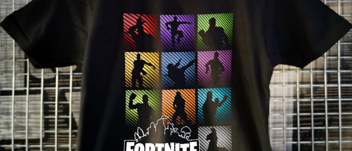 tricou fortnite dance royale copii
